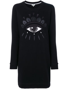 платье-толстовка Eye Kenzo