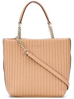 маленькая сумка-шоппер Donna Karan