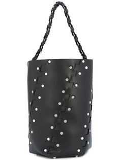 Medium Studded Hex Bucket Bag Proenza Schouler