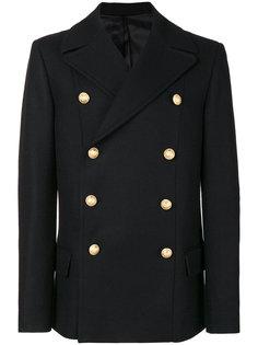пальто Caban Croise Balmain