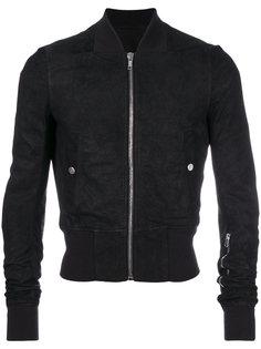 укороченная куртка-бомбер  Rick Owens