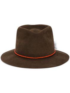 шляпа La Mort Nick Fouquet