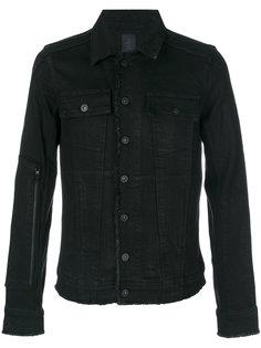 джинсовая куртка с необработанными краями Thom Krom