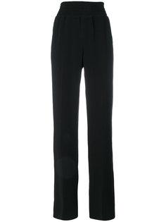 свободные прямые брюки Givenchy
