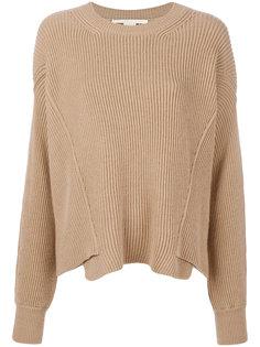 свитер с ребристой фактурой Stella McCartney