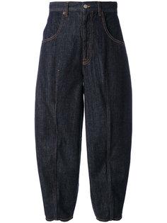 укороченные джинсы Mm6 Maison Margiela