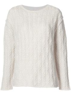 вязаный свитер Nili Lotan