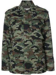 камуфляжная куртка карго Nili Lotan