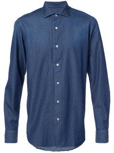 джинсовая рубашка The Gigi