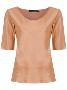 silk blouse Gloria Coelho