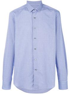 классическая рубашка в клетку Lanvin