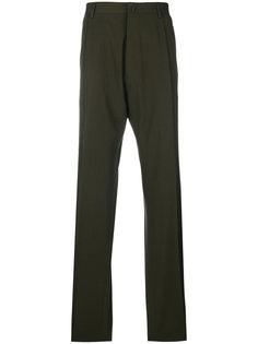 брюки в рабочем стиле Lanvin