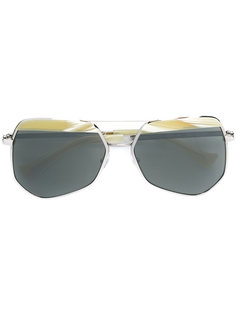 square sunglasses Grey Ant
