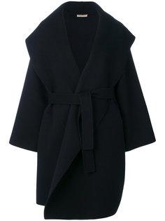 пальто с запахом  Bottega Veneta
