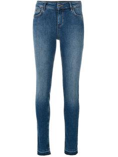 джинсы скинни с классической талией  Twin-Set