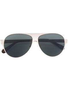 """солнцезащитные очки в стилистике """"авиаторы"""" Stella Mccartney Eyewear"""