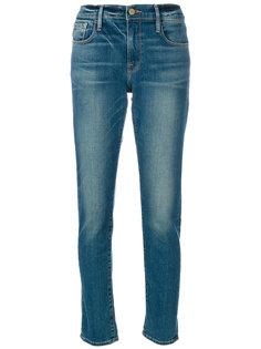 джинсы кроя скинни Frame Denim