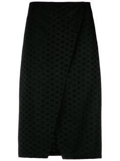 printed skirt Reinaldo Lourenço