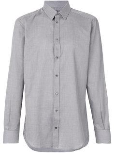рубашка с геометрическим принтом Dolce & Gabbana
