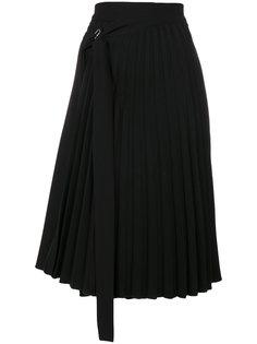 плиссированная юбка Ioana Ciolacu
