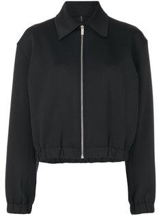 укороченная куртка Helmut Lang