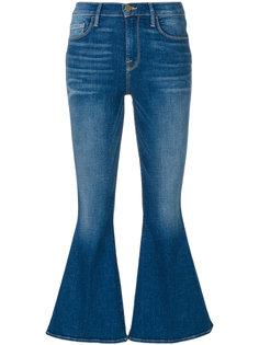 укороченные джинсы Le Crop Bell Frame Denim
