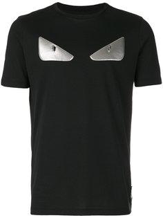 футболка Faces Fendi