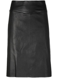 узкая юбка с панельным дизайном Joseph