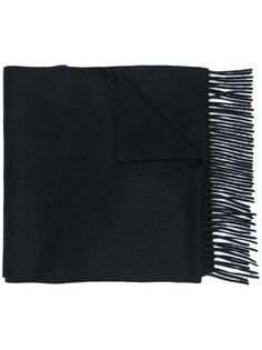 кашемировый шарф Alexander McQueen