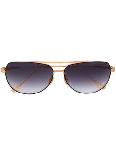 солнцезащитные очки-авиаторы Flight 004 Dita Eyewear