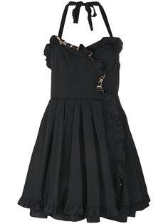 платье с оборками Marc Jacobs