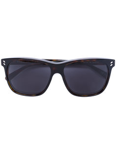 солнцезащитные очки в квадратной оправе Stella Mccartney Eyewear
