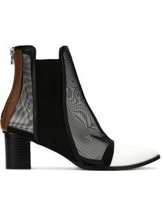 mesh panels boots Gloria Coelho