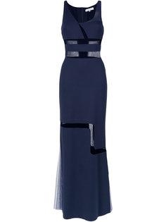 panelled gown Gloria Coelho