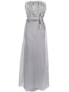 silk gown Gloria Coelho