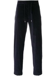 брюки свободного кроя Paul Smith