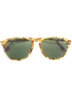солнцезащитные очки с принтом Persol