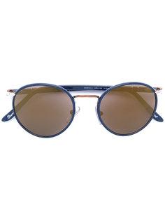 круглые солнцезащитные очки Persol