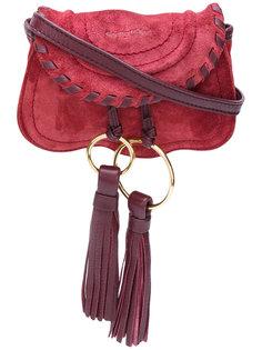мини сумка с двойным кольцом See By Chloé