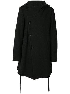 пальто средней длины с капюшоном Lost & Found Ria Dunn