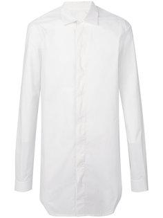 длинная рубашка  Rick Owens