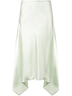 юбка-миди с асимметричным подолом Sies Marjan