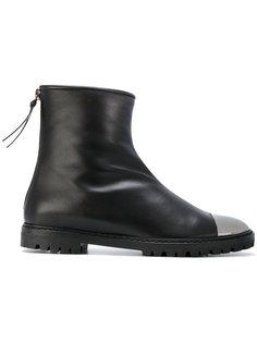 ботинки с накладкой на носке Kat Giuseppe Zanotti Design