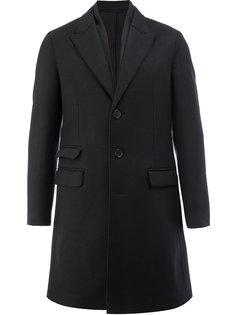 классическое приталенное пальто Neil Barrett