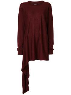 свитер свободной вязки Jil Sander