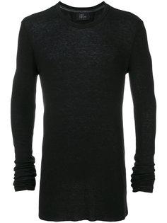 свитер узкого кроя с удлиненными рукавами Lost & Found Ria Dunn