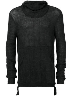 свитер с капюшоном Lost & Found Ria Dunn