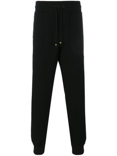 брюки-джоггеры на завязках Mr & Mrs Italy
