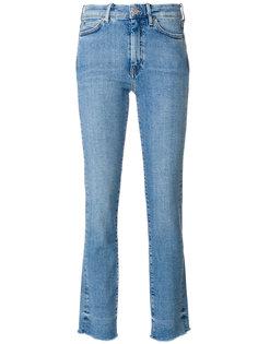джинсы модели bootut Mih Jeans