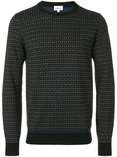 свитер с круглым вырезом Brioni